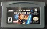 Video Game: Star Wars: The New Droid Army