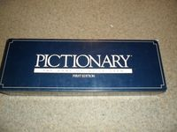 Board Game: Pictionary
