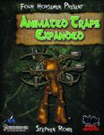 RPG Item: Four Horsemen Present: Animated Traps Expanded