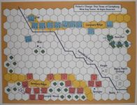 Board Game: Pickett's Charge: Day Three of Gettysburg