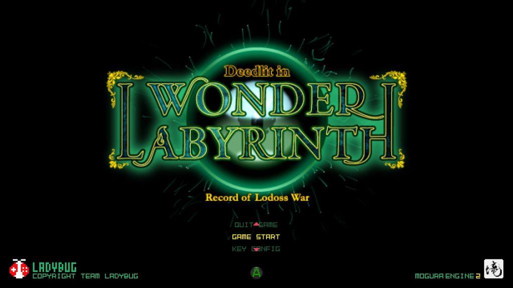 Video Game: Record of Lodoss War: Deedlit in Wonder Labyrinth