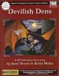 RPG Item: Devilish Dens