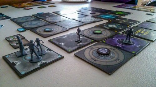 Board Game: Room 25