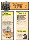 Issue: The Chronicles of the Latter Days of Yarth (Issue 7 - May 2017)