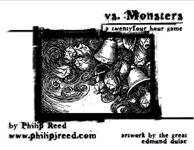 RPG Item: vs. Monsters (2003 PDF Edition)