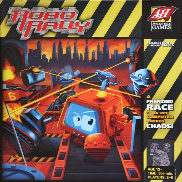 brettspiel robot race