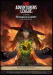 RPG Item: CCC-RPSG-03: Fenaria's Gambit a.k.a. Ooze Left?