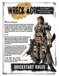 RPG Item: Wreck Age Quickstart Rules