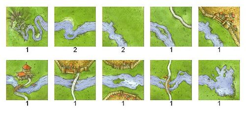 Carcassonne 2.0 The Classic Tile-Laying Game Gets a New Look