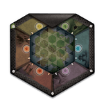 Board Game Accessory: Vindication: Neoprene Game Board