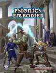 RPG Item: Psionics Embodied