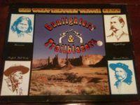 Board Game: Gunfighters & Trailblazers
