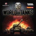 Board Game: World of Tanks: Rush