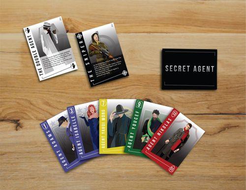 Board Game: Secret Agent