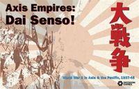 Board Game: Axis Empires: Dai Senso!