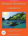 RPG Item: Advanced Adventures Compendium Four