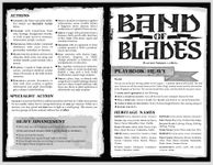 RPG Item: Band of Blades