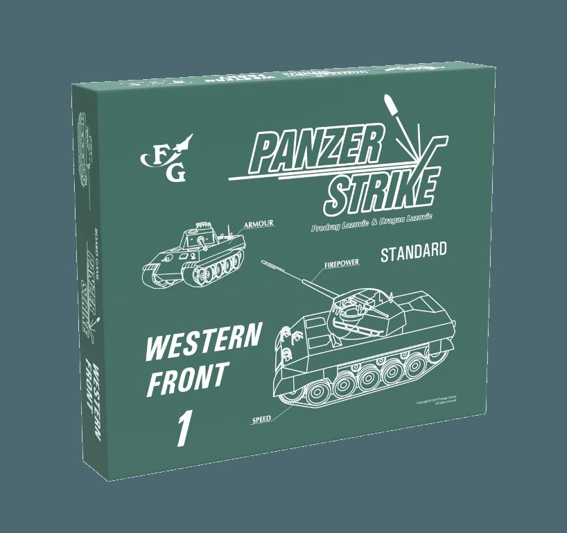Panzer Strike: Western Front 1