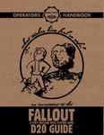 RPG Item: Fallout D20 Guide: Vault-Tec Operators Manual
