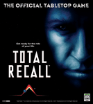 Board Game: Total Recall: The Official Tabletop Game