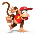 Character: Diddy Kong