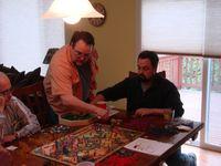 Board Game Designer: Jeff Grubb