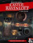 RPG Item: Realistic Maps: Castle Ravenloft