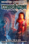 RPG Item: Skaa: Tin & Ash - Player's Guide & Mistborn World Resource