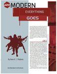 RPG Item: Everything Goes