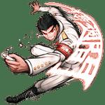 Character: Kiyotaka Ishimaru