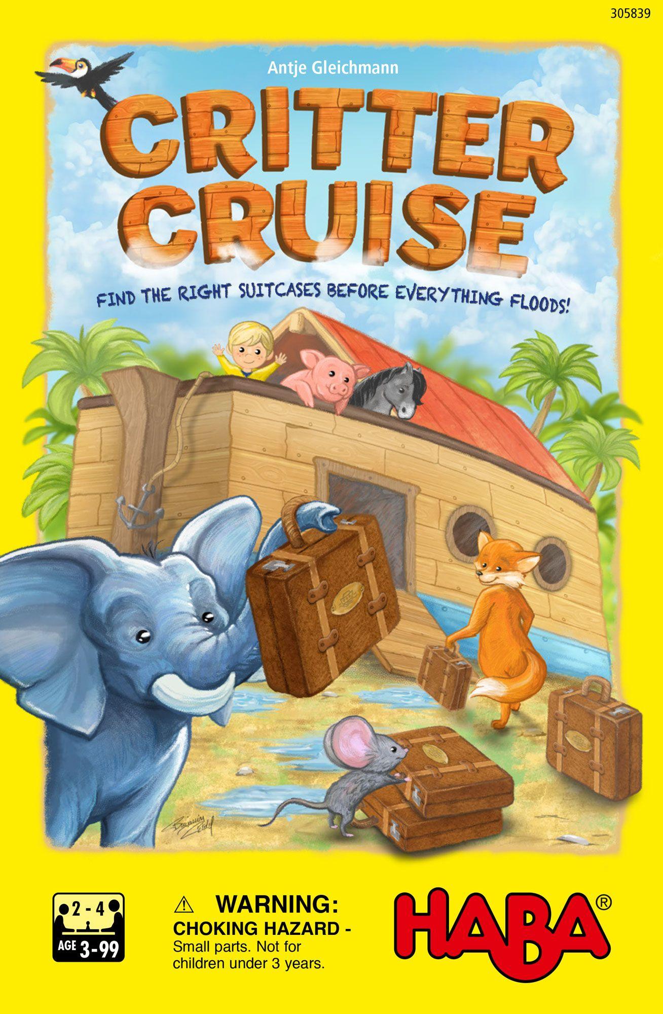 Critter Cruise
