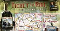 Video Game: Ticket to Ride: Pennsylvania