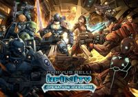 Board Game: Infinity: Operation Icestorm