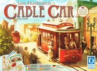 Board Game: Cable Car