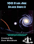 RPG Item: 100 Star Age Space Ships 2