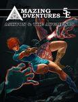 RPG Item: Ashton and the Augments (5E)