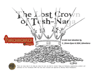 RPG Item: The Lost Crown of Tesh-Naga