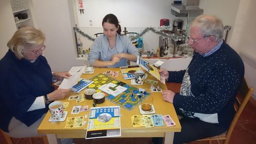 Board Game: Conservation Crisis