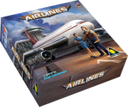 Board Game: Airlines