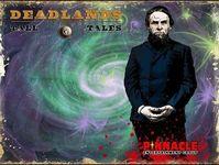 RPG Item: Deadlands Tall Tales 4: Trail of Darkness