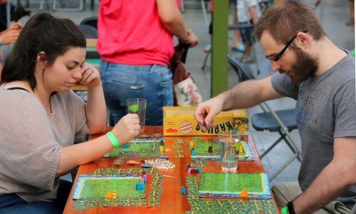 Board Game: Karuba