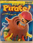 Board Game: Pop-Up Pirate!