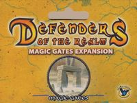 Board Game Accessory: Defenders of the Realm: Magic Gates Expansion