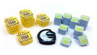 """Board Game Accessory: Above and Below: Resource Upgrade Set """"A"""""""
