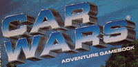 RPG: Car Wars Adventure Gamebooks
