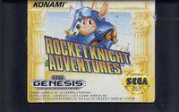 Video Game: Rocket Knight Adventures