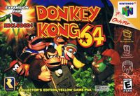Video Game: Donkey Kong 64