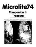 RPG Item: Microlite74 Companion II: Treasure