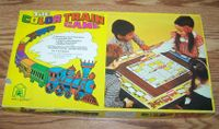 Board Game: The Color Train Game