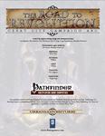 RPG Item: The Sundered Legion: Pathfinder Conversion Guide
